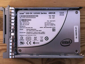 """Intel DC S3500 Series 480GB,Internal,6.35 cm (2.5"""") (SSDSC2BB480G4) Internal SSD"""