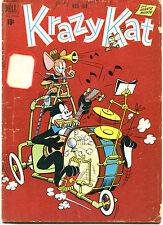 Krazy Kat 1952 Comic Book