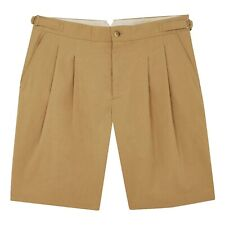De Bonne Facture Bermuda Shorts (Sand, US 32/EU 48)