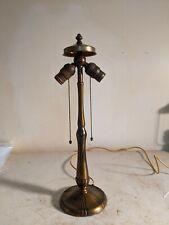 Antique Handel Lamp Base