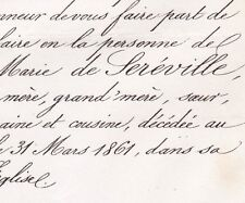 Elisabeth De Seréville De Crenay Brunette Orange 1861