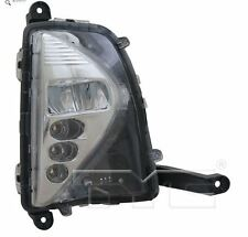 TYC NSF Right Side Fog Light Assy for Toyota Prius Touring 2016-2017 Models