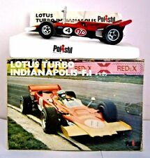 Vintage Polistil Lotus Turbo Indianapolis-F.1 Diecast Racing Car - Mint/Good Box