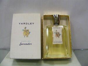 Yardley Lavender 120 ML First Formula