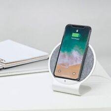 NEW mbeat Wireless Charger Aurora 10W Aluminium Stand iPhone X 8 Samsung QI