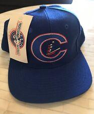 VTG NWT MLB Columbus Clippers Minor League Baseball Snap Back Hat Cap OSFA New