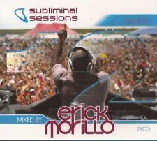 Erick Morillo - Subliminal Sessions: Mixed By Erick Morillo ( 2 CD Set ) NEW