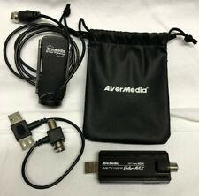 AVerMedia AVerTV Hybrid Volar Max USB TV Tuner - Broken USB Connector - As Is