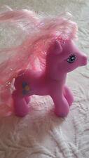 My Little Pony Horse Purple Balloons 2007 Hasbro Plastic Toys