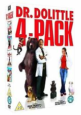Doctor Dolittle Complete DVD Collection Boxset 1 / 2 / 3 / 4 Films All Movies