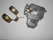 COMPLETE WEBER 45 DCOE CARBURETOR TOP COVER WITH BRASS FLOAT