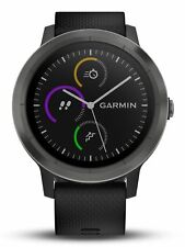 Garmin Vivoactive 3 GPS Smartwatch Edelstahl