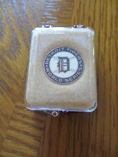 Original 1987 Detroit Tigers World Series Phantom Press Pin Balfour