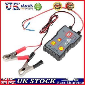12V Car Fuel Injector Tester Fuel Pressure System Diagnostic Testing Tool T#K