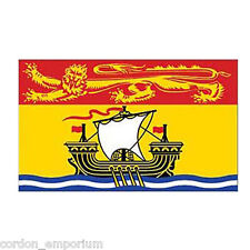 Canada New Brunswick Polyester International Country Flag 3 X 5 Feet
