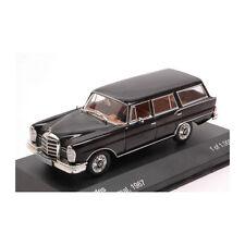 WHITEBOX 210281 Mercedes 230 S Universal schwarz Maßstab 1:43 Modellauto NEU! °