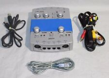 TASCAM US-122 USB AUDIO/MIDI INTERFACE (G55856-1 IO L-1)