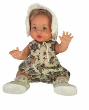 Vintage 1973 Ideal Toy Corp. Rub-A-Dub Collectible Baby Doll