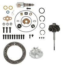6.0L 05.5-07 Ford Powerstroke Master Turbo Rebuild Kit Billet Wheel