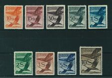 Austria 1925 Airmail full set of stamps. Mint. Sg 616 -635