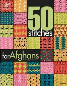 50 Stitches for Afghans (Annie's Attic: Crochet) by Sims, Darla Book The Cheap