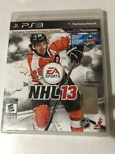 NHL 13 (PS3) PlayStation 3 EA SPORTS RATED E
