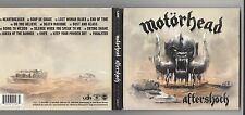 Motörhead  - Aftershock [Best Buy Exclusive] (CD, Oct-2013, UDR) MOTORHEAD