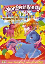 MON PETIT PONEY - LA FETE DES PONEYS /*/ DVD DESSIN ANIME NEUF/CELLO