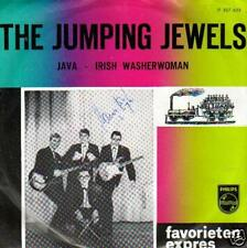 FAVORIETEN EXPRES 45 JUMPING JEWELS JAVA AUTOGRAPHED 7""