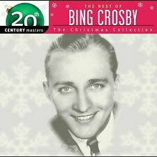 BING CROSBY - 20th Century Masters:The Best / Christmas Collection CD [W]