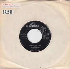 """JOHNNY KIDD and the pirates - hungry for love / ecstasy 45"""""""