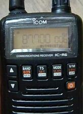 New listing Lcd Screen Protector Icom Ic-R6 Ready To Use: Cut- It Peel It - Apply On It