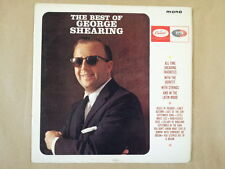 LP The Best of GEORGE SHEARING Capitol T2104