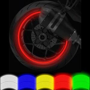 "17"" 18""3M Motorcycle Wheel Rim Tape Decal Stripes for Honda CBR125R 250R 300R"