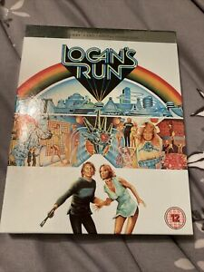 Logan's Run - Premium Collection (Slipbox, Blu-ray & DVD, 2-Disc Set, 2016)