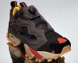 Reebok Classic InstaPump Fury Trail Men's Poplar Green Lifestyle Shoes Sneakers
