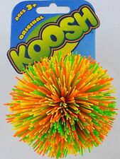 KOOSH BALL Toy ODDZON Natural Latex Rubber Stress Relax Autism Therapy NEW NWT