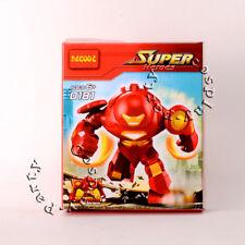 Decool Super Heros 0181 HulkBuster Iron man Mini Fiugre