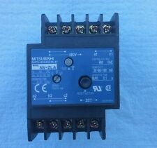Mitsubishi NV-ZLA Earth Leakage Relay 480 VAC Control Voltage