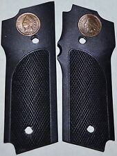 Smith and Wesson S&W 59,459,559,659 pistol grips black / indian head pennies