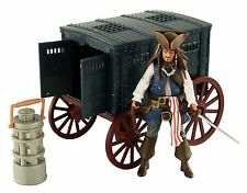 Pirates Of The Caribbean On Stranger Tides Battle Pack Figure Jack Sparrow