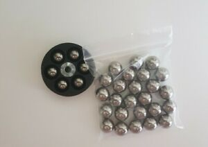 SALE! x50 Steel Balls. For HDR50 - TR50 - T4E .50 CAL
