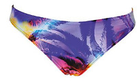 Arena P Band Bikini Bottoms Multi Coloured Swimwear Uk Size 16 (XL)