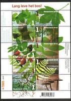 Netherlands Stamp - Royal Dutch Forestry Association Stamp - NH