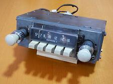 CLASSIC CAR AUDIO SHAPHIRE 1 (6 VOLTS) REFURBISH (Autoradio) KLASSIK CAR AUDIO