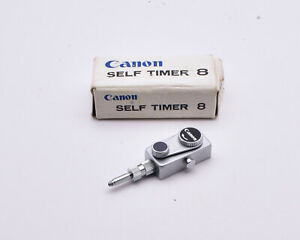Canon Self Timer 8 Shutter Release with Original Box (#8948)