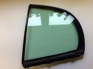 98 - 05 LEXUS GS300 GS400 GS430 Left Rear Door Window Quarter Glass