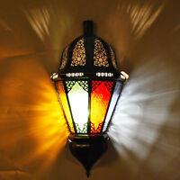 Orientalische Wandlampe Marokkanische Wandleuchte Lampenschirm  BALTA multi