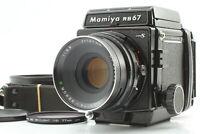 【MINT】 Mamiya RB67 Pro S Medium Format Camera Sekor C 127mm f/3.8 from JAPAN