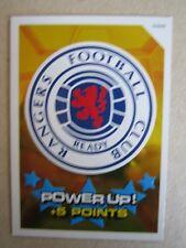 Panini escocés PL 2011/12 - insignia del club-Rangers